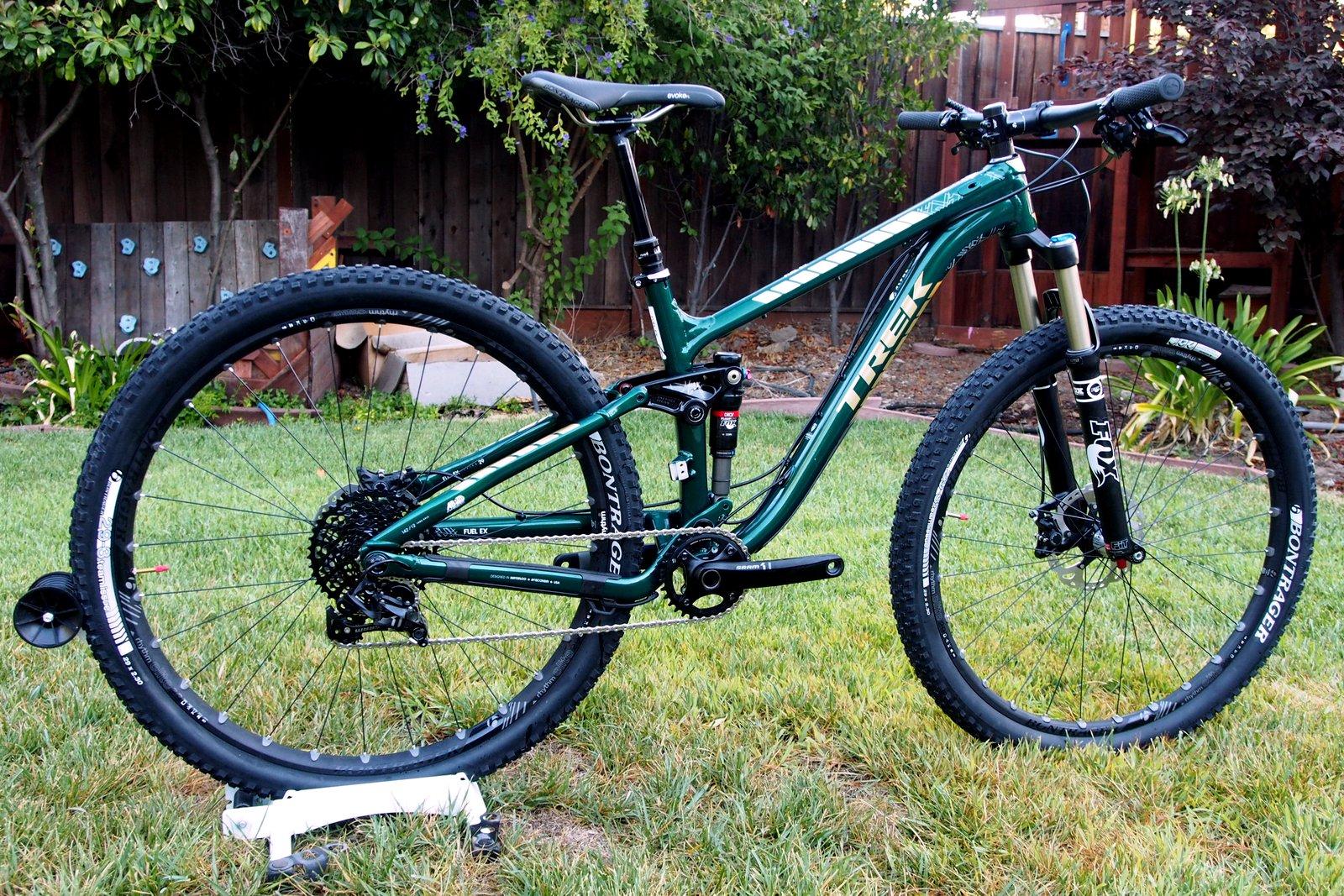 1babc136d11 Tested: Trek Fuel EX 29 - Project One Bike Arrives- Mtbr.com
