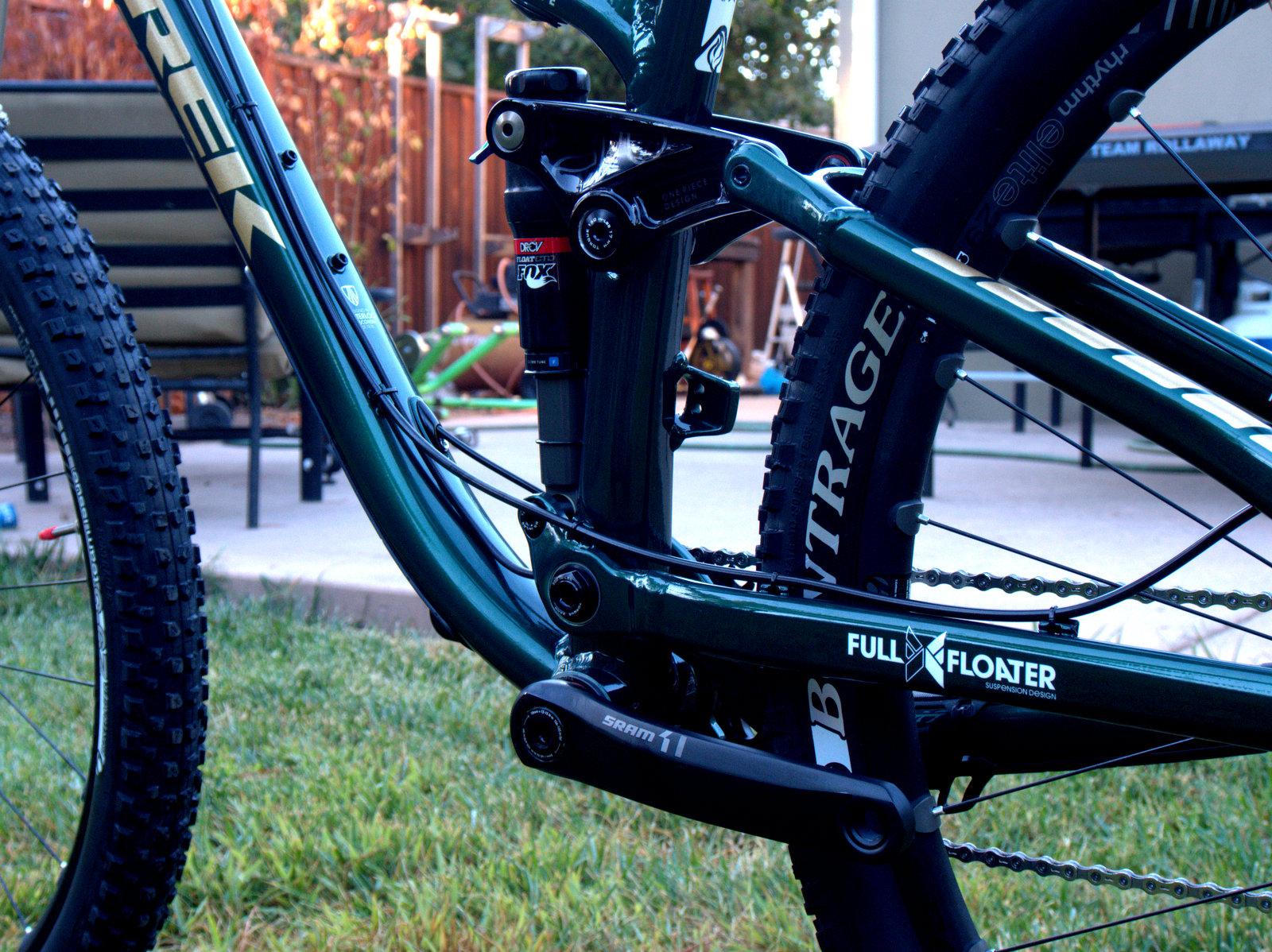 Trek Fuel 29 Project One