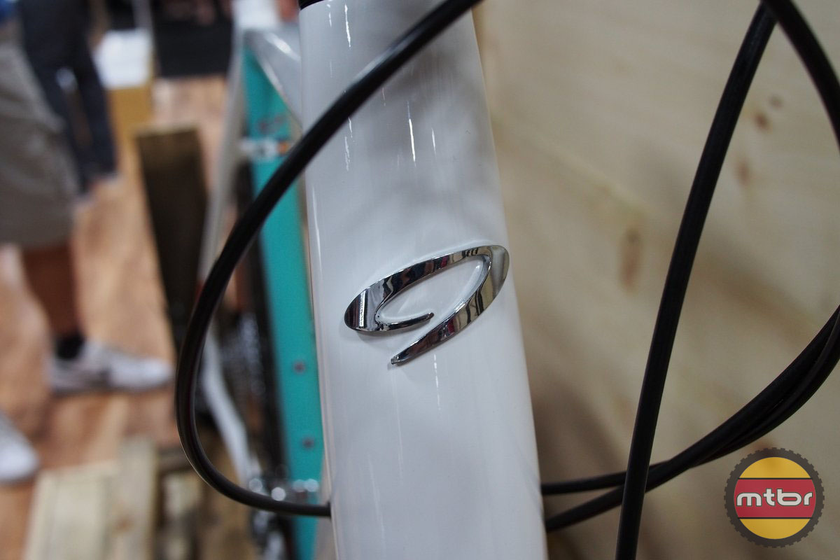 Niner RLT Head Badge