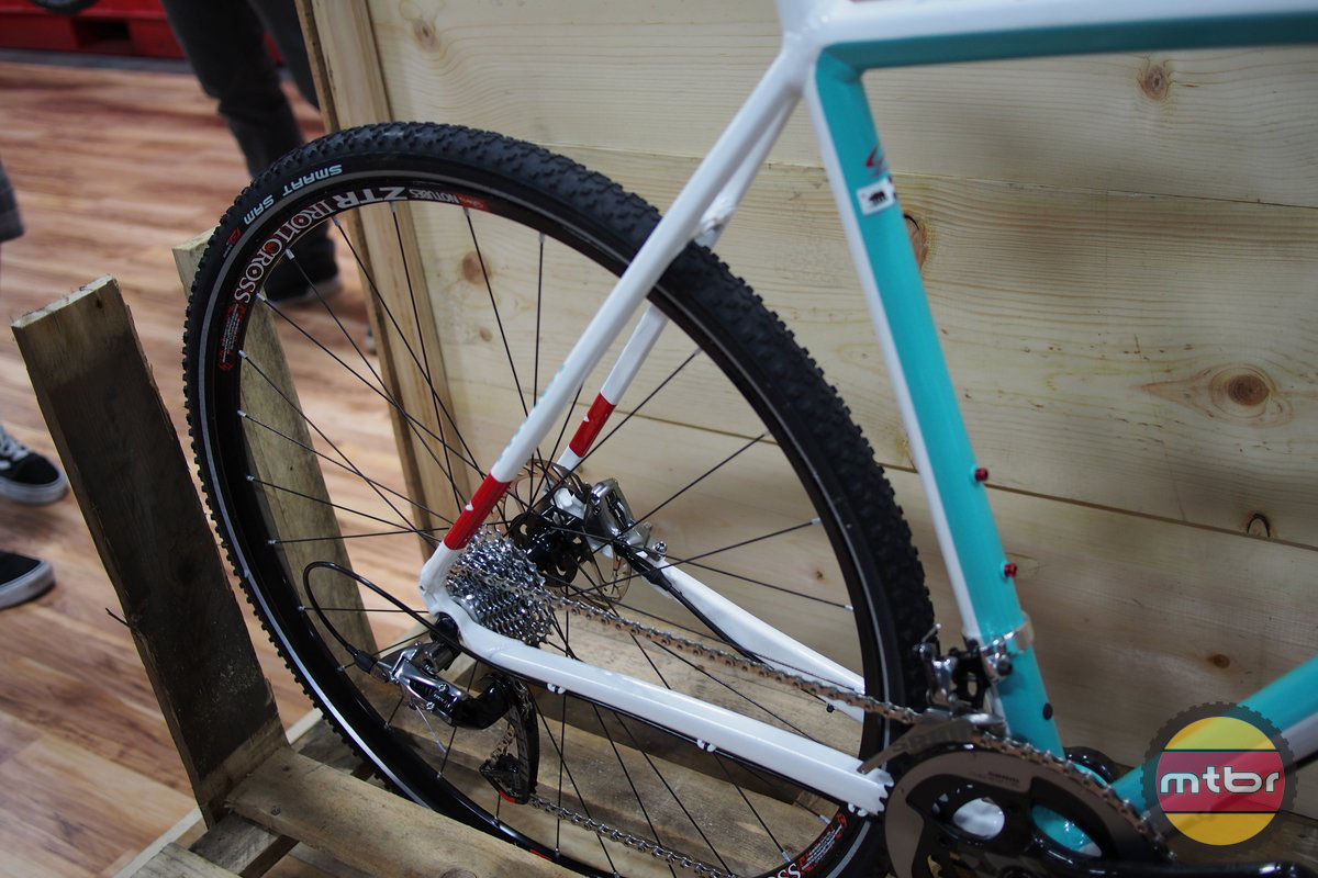 Niner RLT Rear Triangle