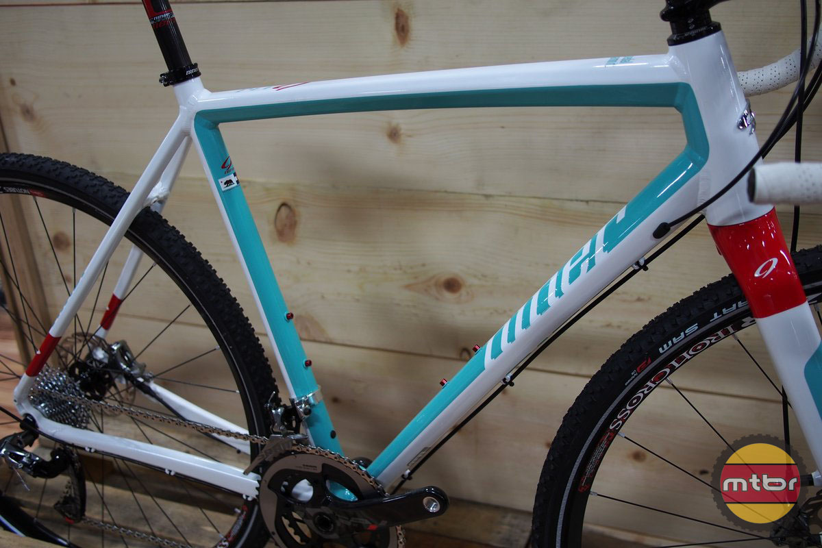 Niner RLT Front Triangle