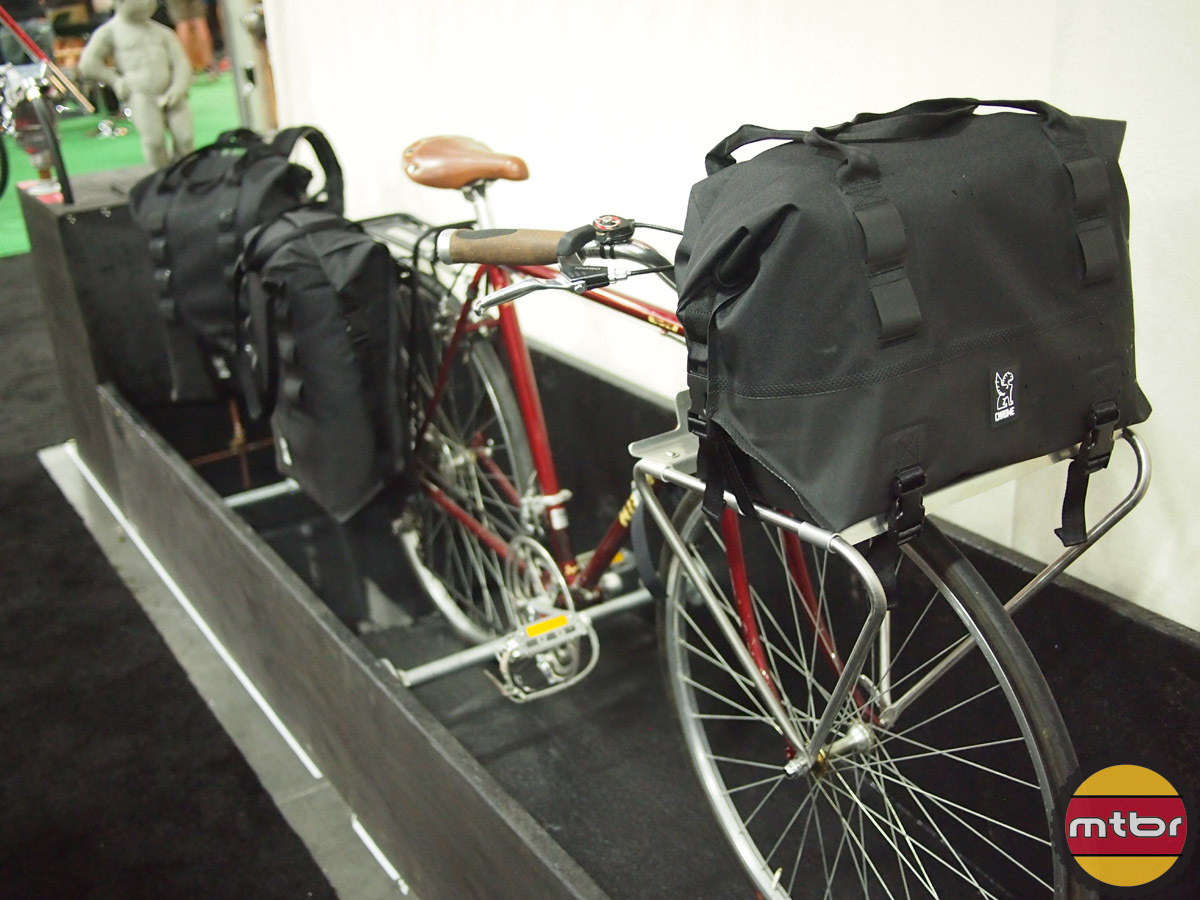 Chrome - panniers and bike bags