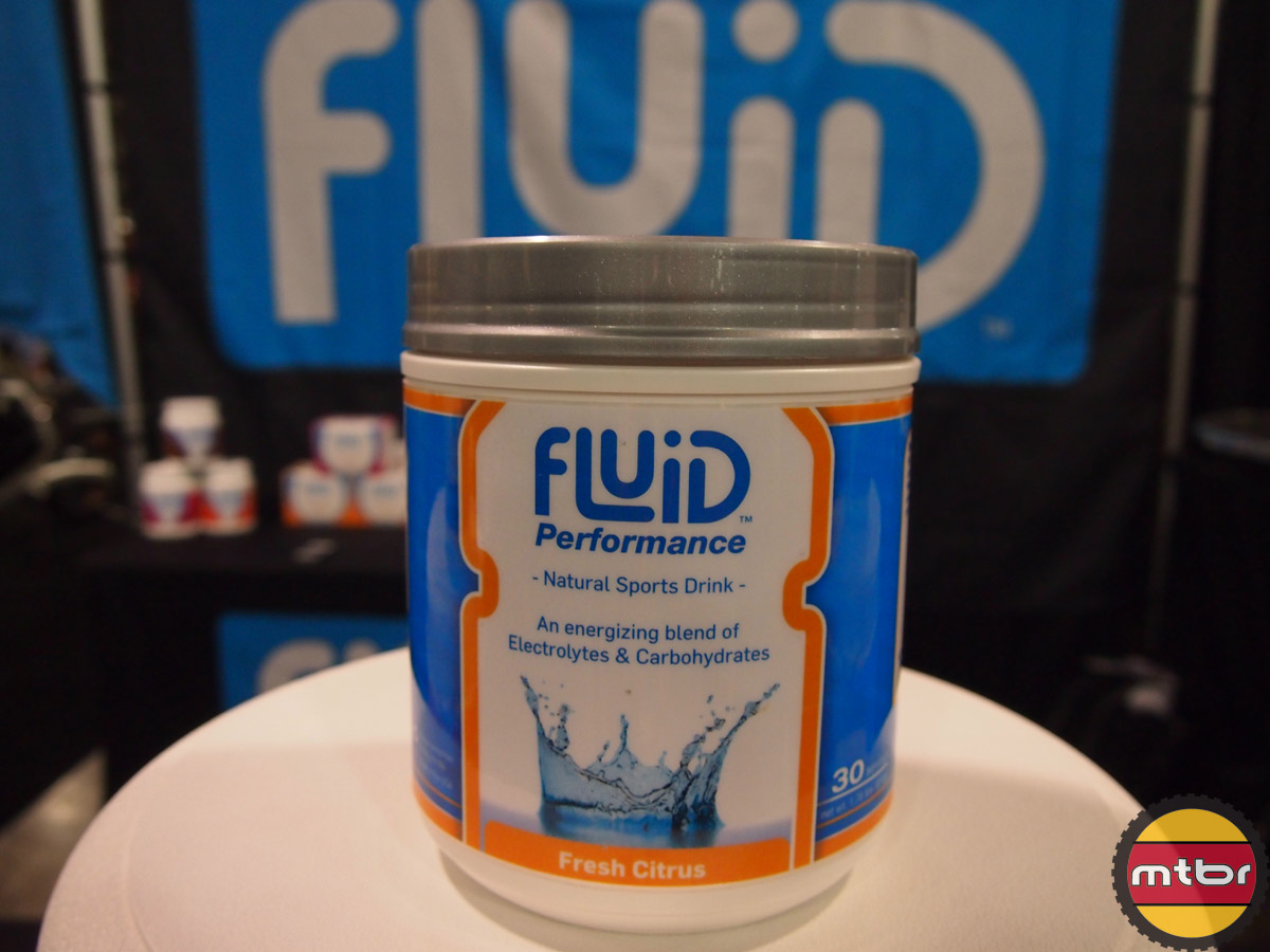 Fluid Performance - Fresh Citrus