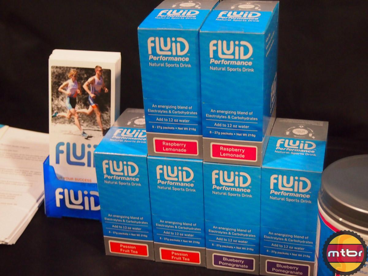 Fluid Performance - packs