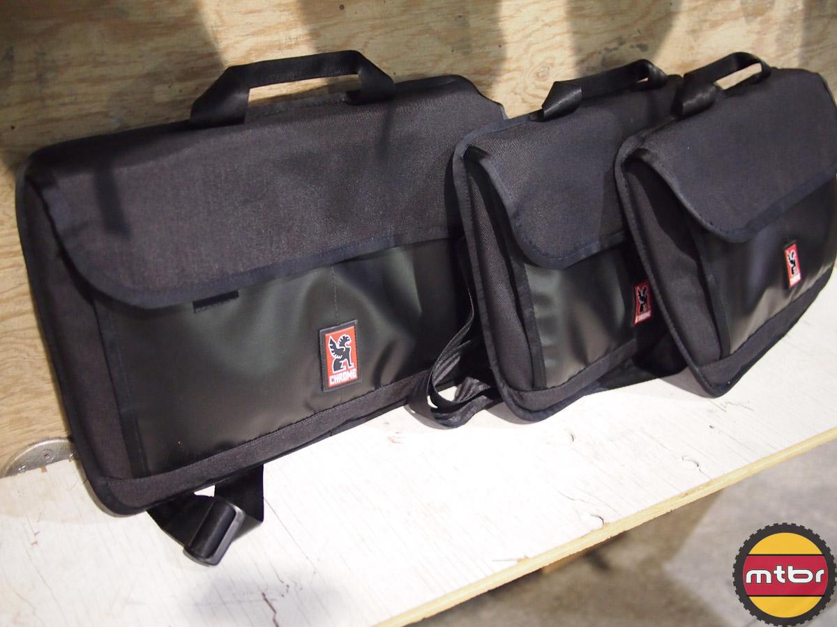 Chrome Laptop Sleeve Bags