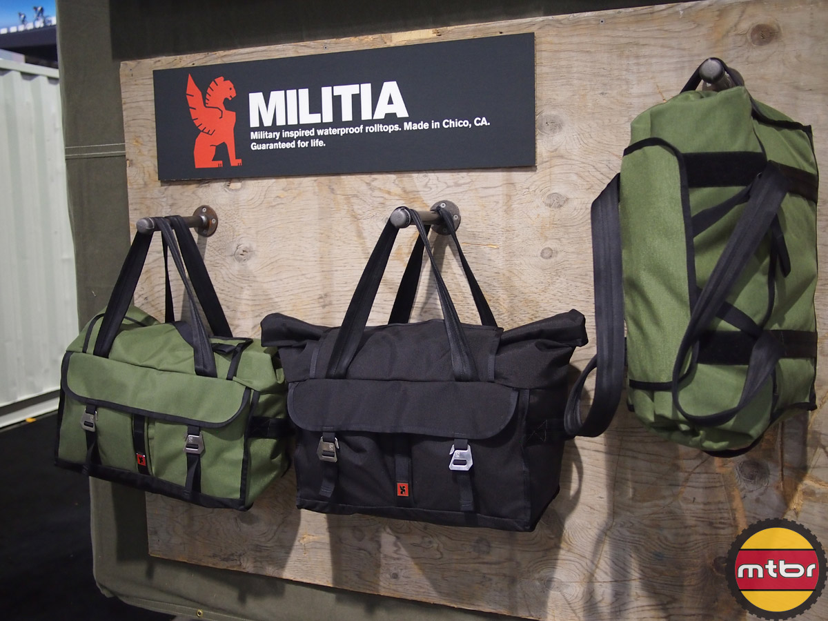Chrome Militia Duffel
