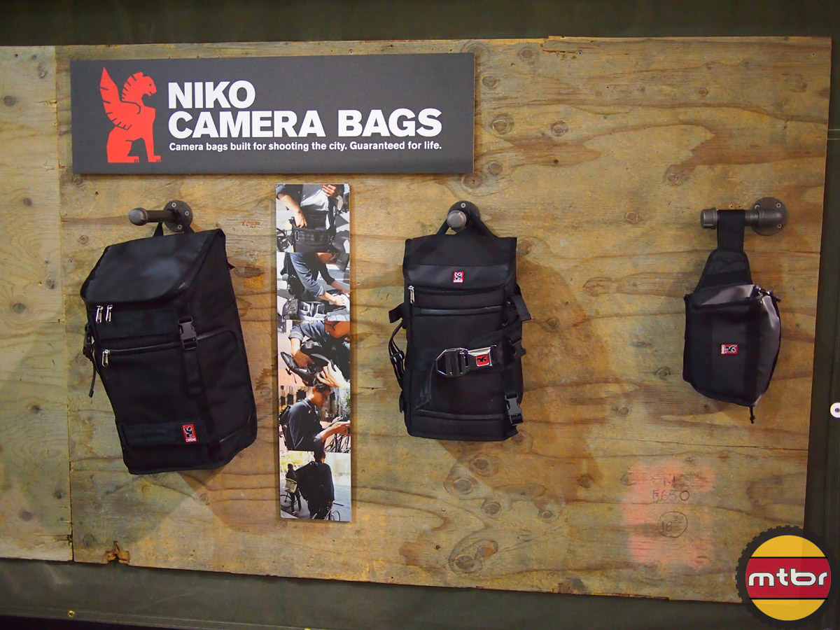 Chrome Niko Camera Bags