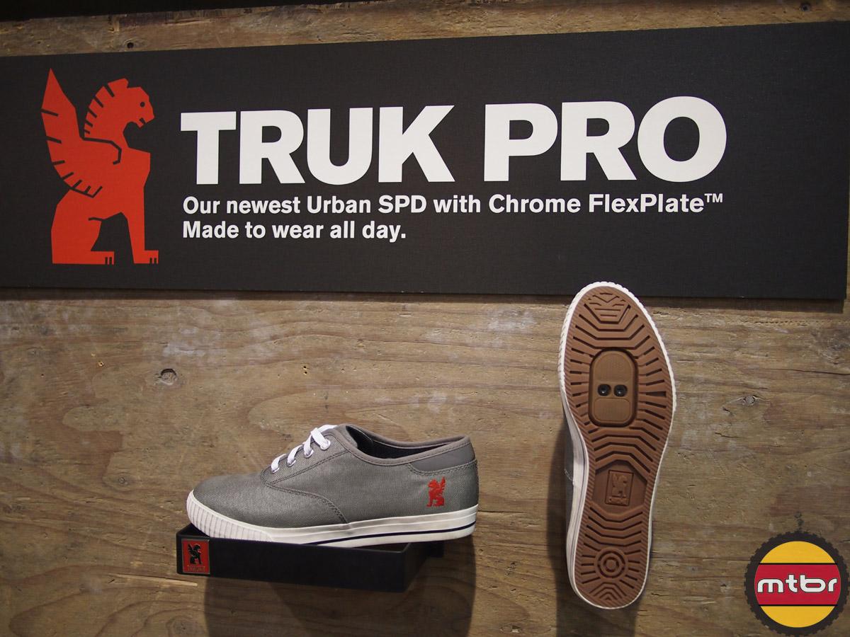Chrome Truk Pro
