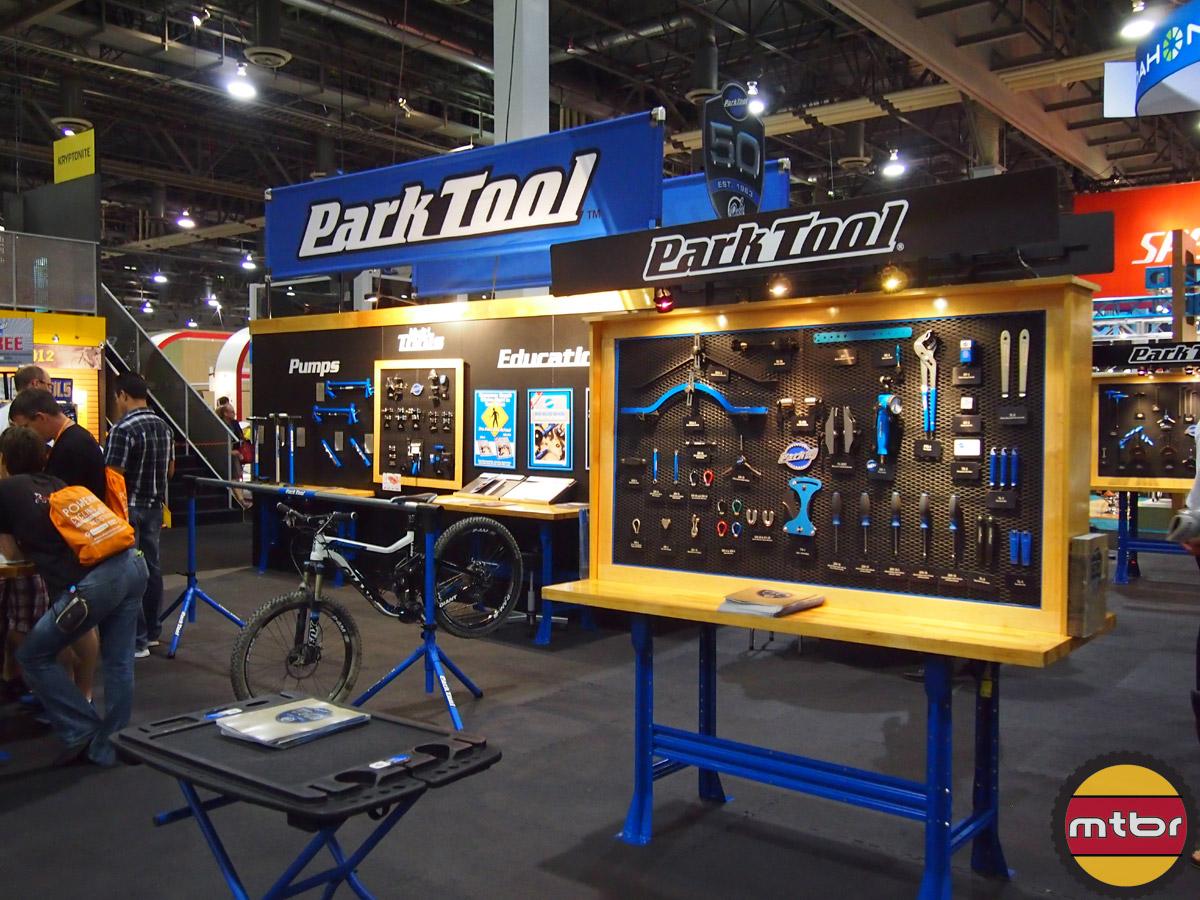 Park Tool at Interbike 2012