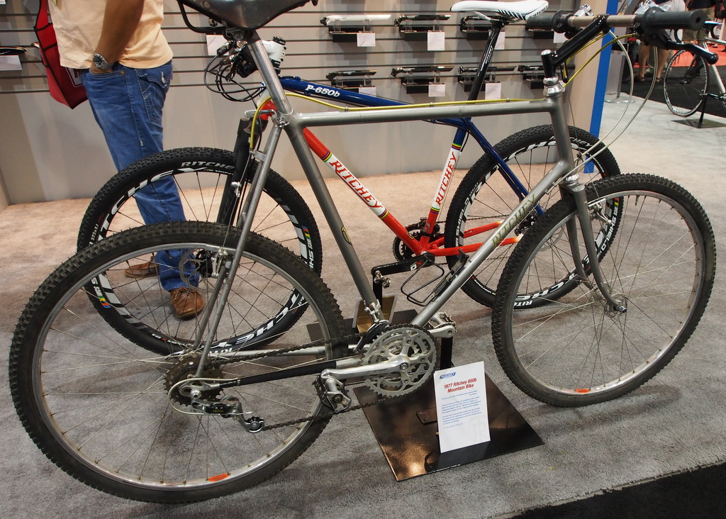 Ritchey 650b bike from 1977