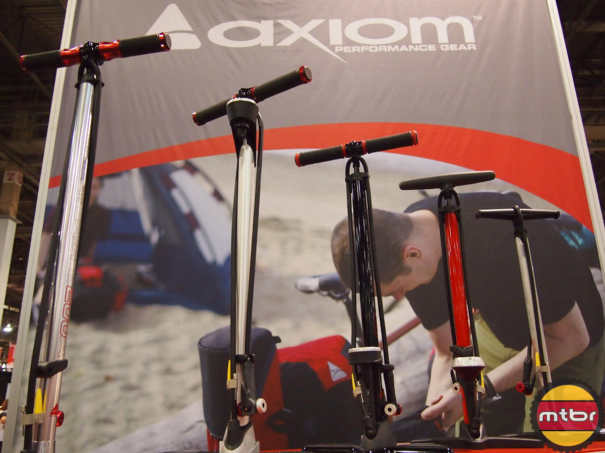 Axiom Floor Pumps