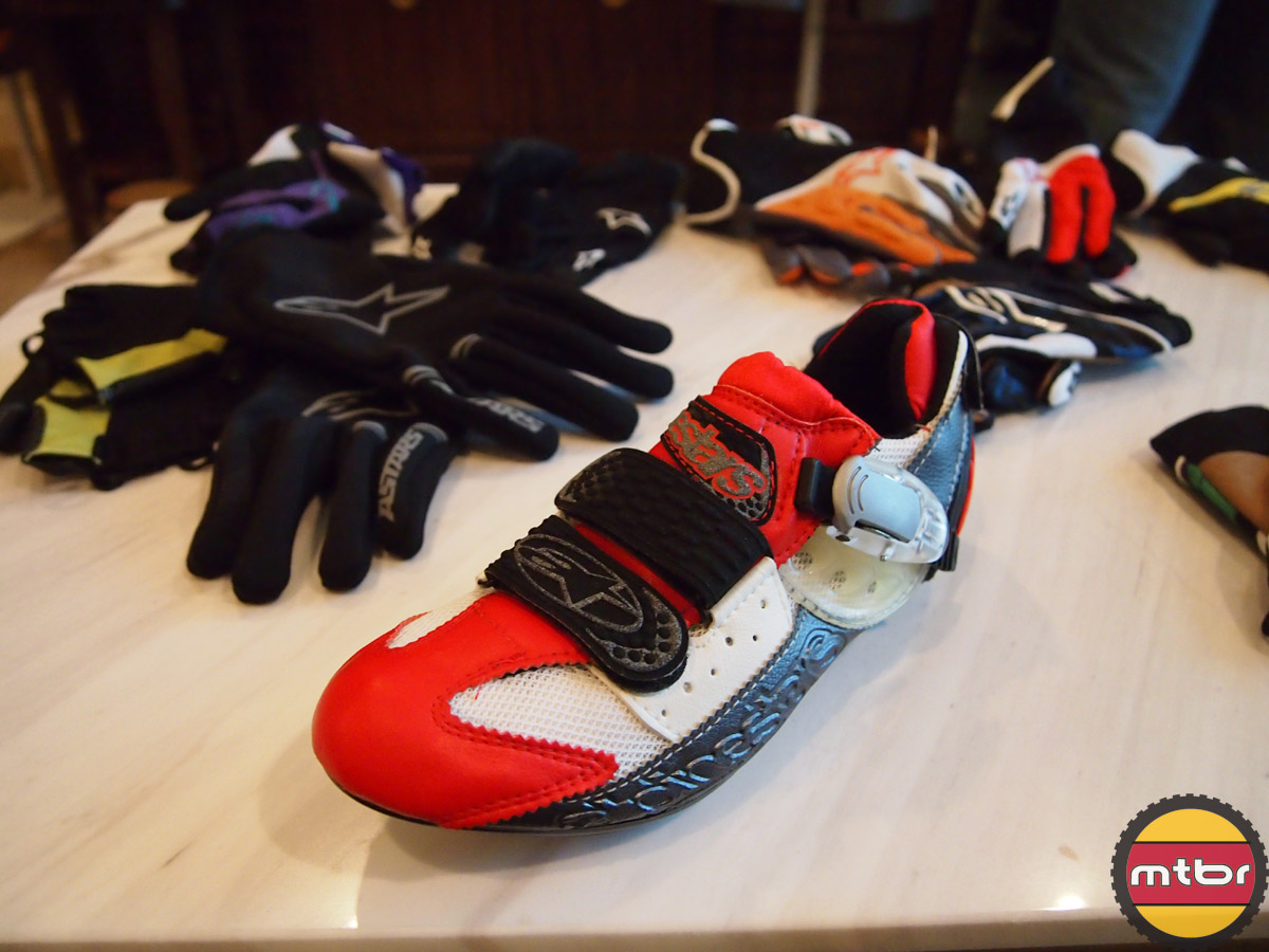 Alpinestars Old School cycling shoes