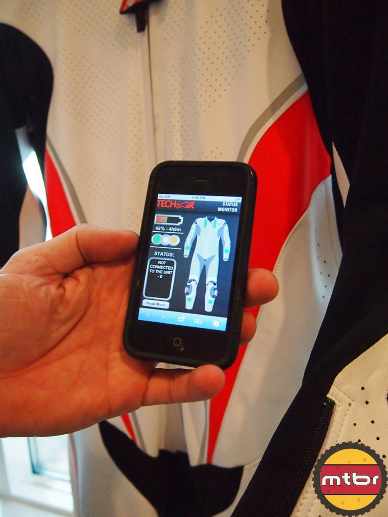 Alpinestars GP Tech Air suit