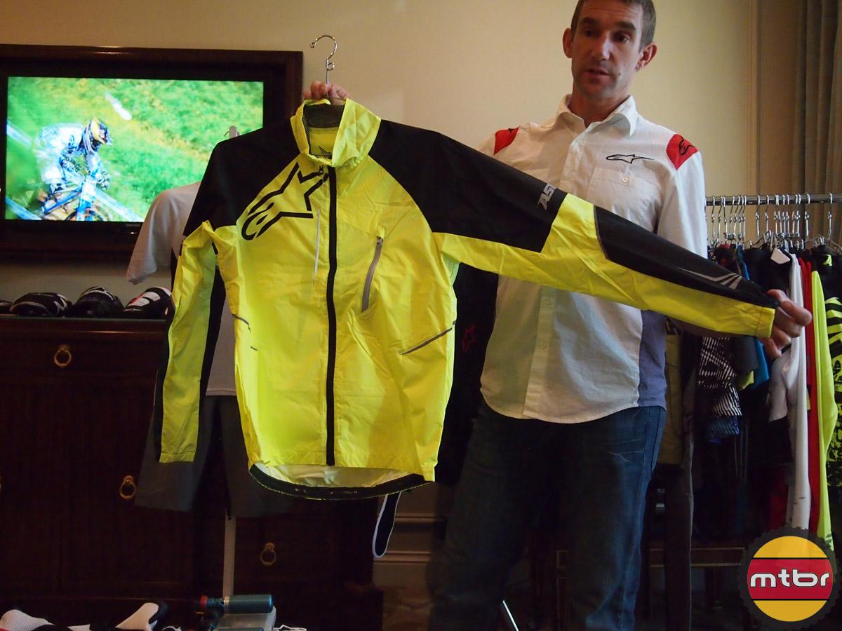 Alpinestars Sirocco jacket