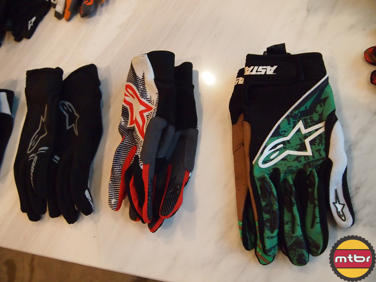Alpinestars Aero and Gravity Gloves