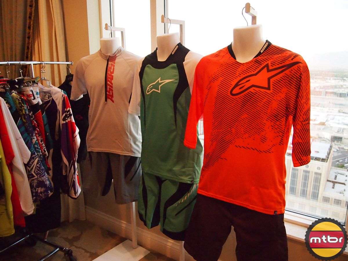Alpinestars Hyperlight, Drop and Manual Jerseys and Shorts