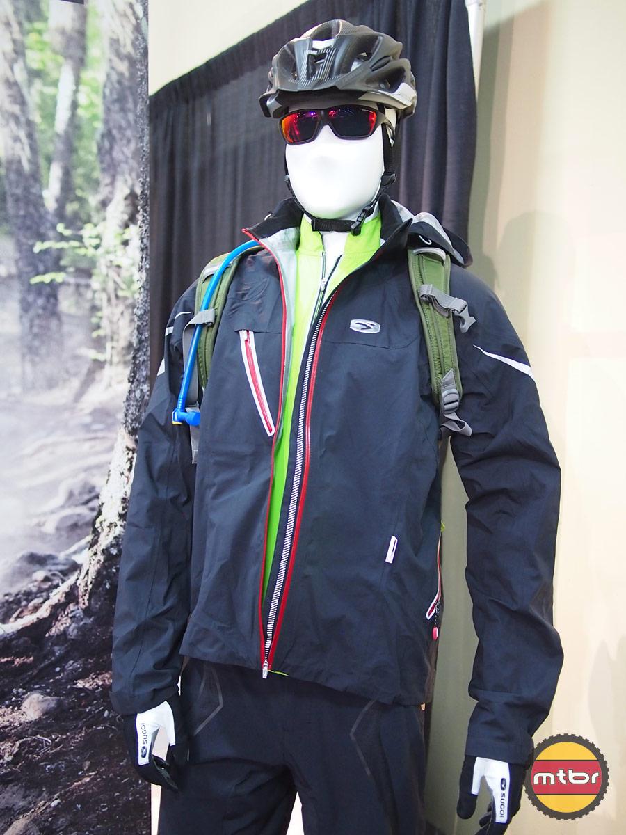 Sugoi's RSX MTB Jacket