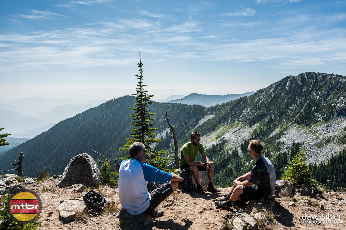 Rossland Seven Summits Trails