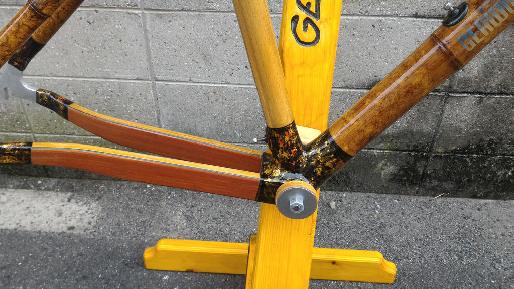 Bamboo, wood, carbon, gold road frame-p_20170710_171028.jpg