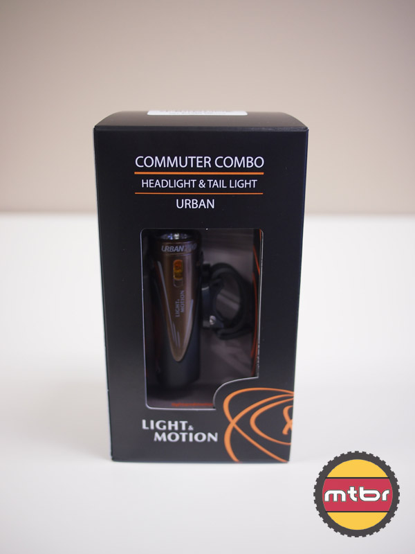 Light and Motion - Urban 700 box