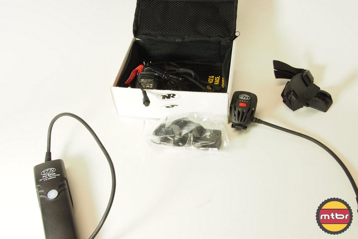NiteRider Pro 1200 Race Box