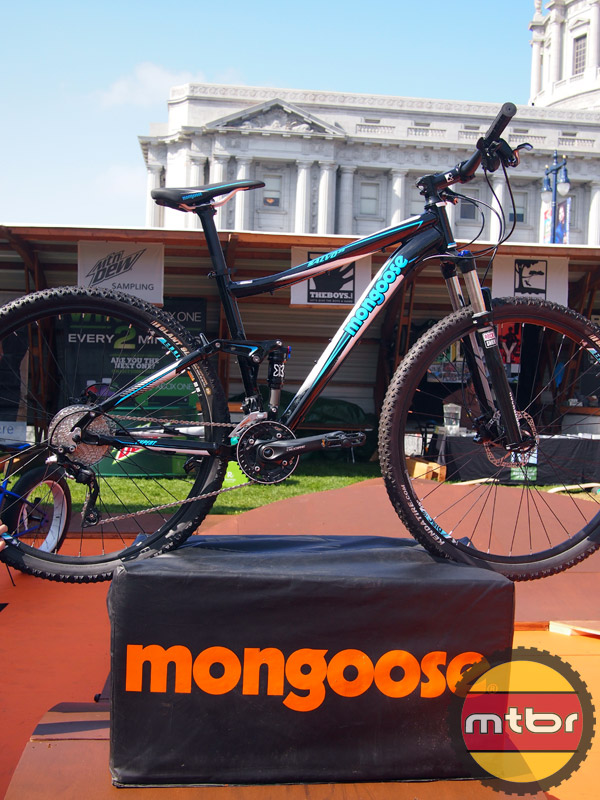 Mongoose Salvo 29