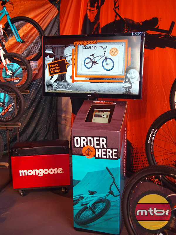 Mongoose online ordering
