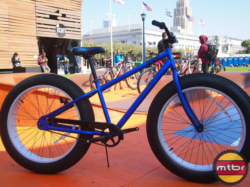 Mongoose Beast fat bike