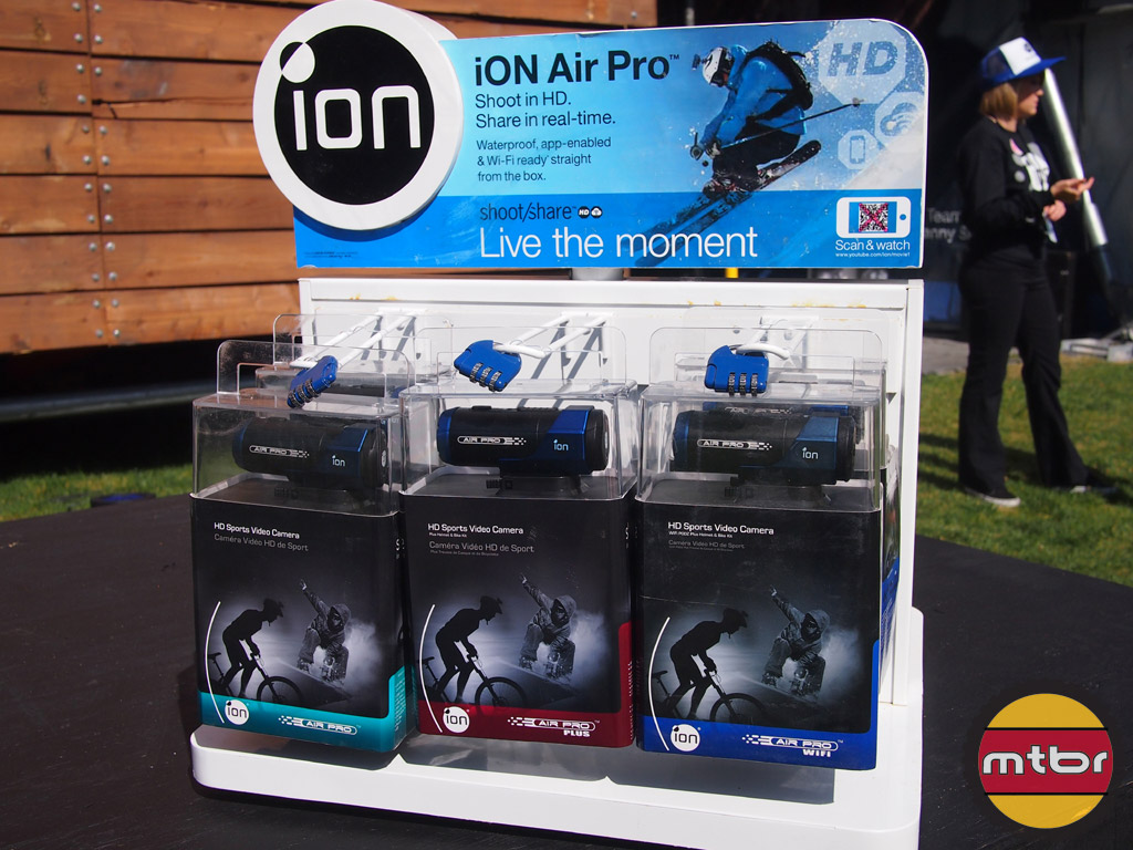 iON Air Pro - first generation retail box