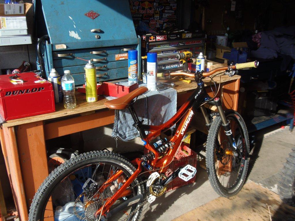 """7"""" travel DH bike-pa270494.jpg"""