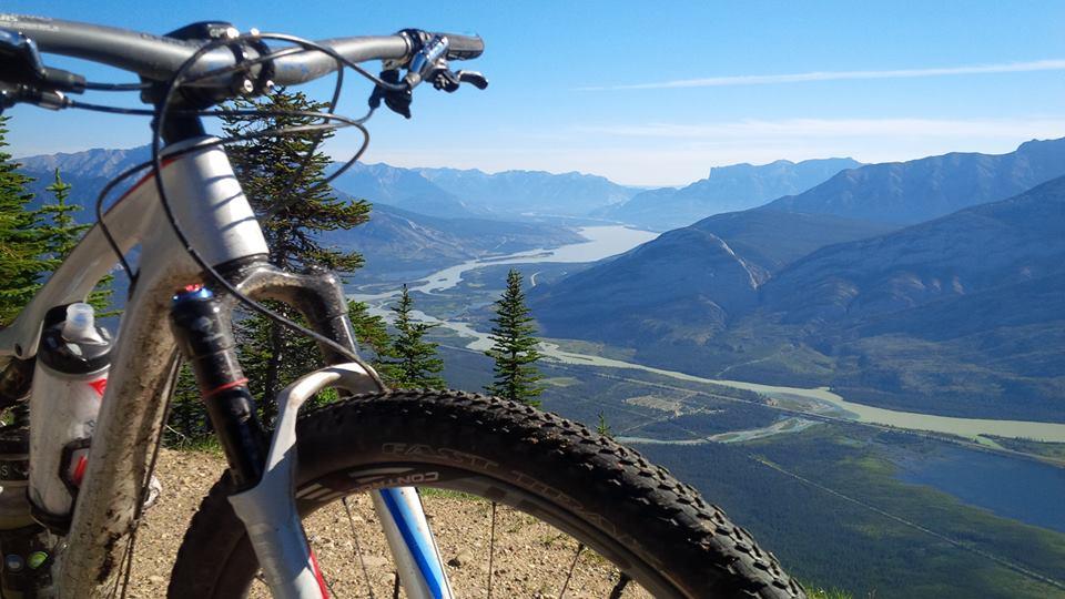 XC Riding in Jasper, Alberta-palisades.jpg