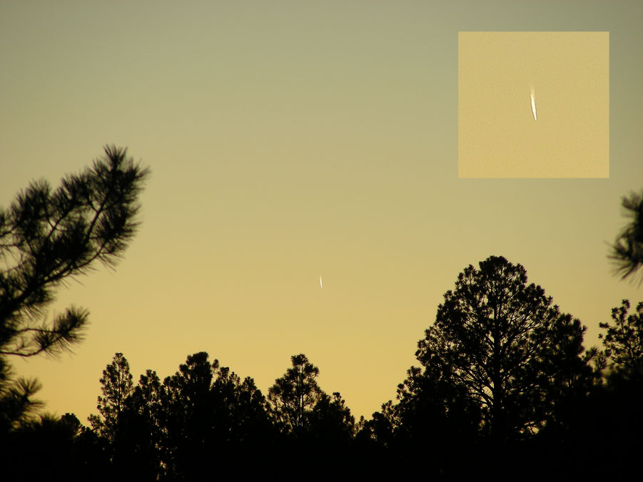 Photo Assignment: Sunset-pan-starrs-12mar13.jpg
