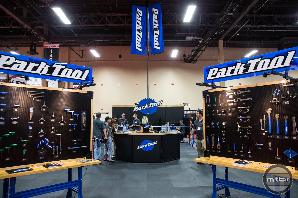 Park Tool Interbike 2016 Booth