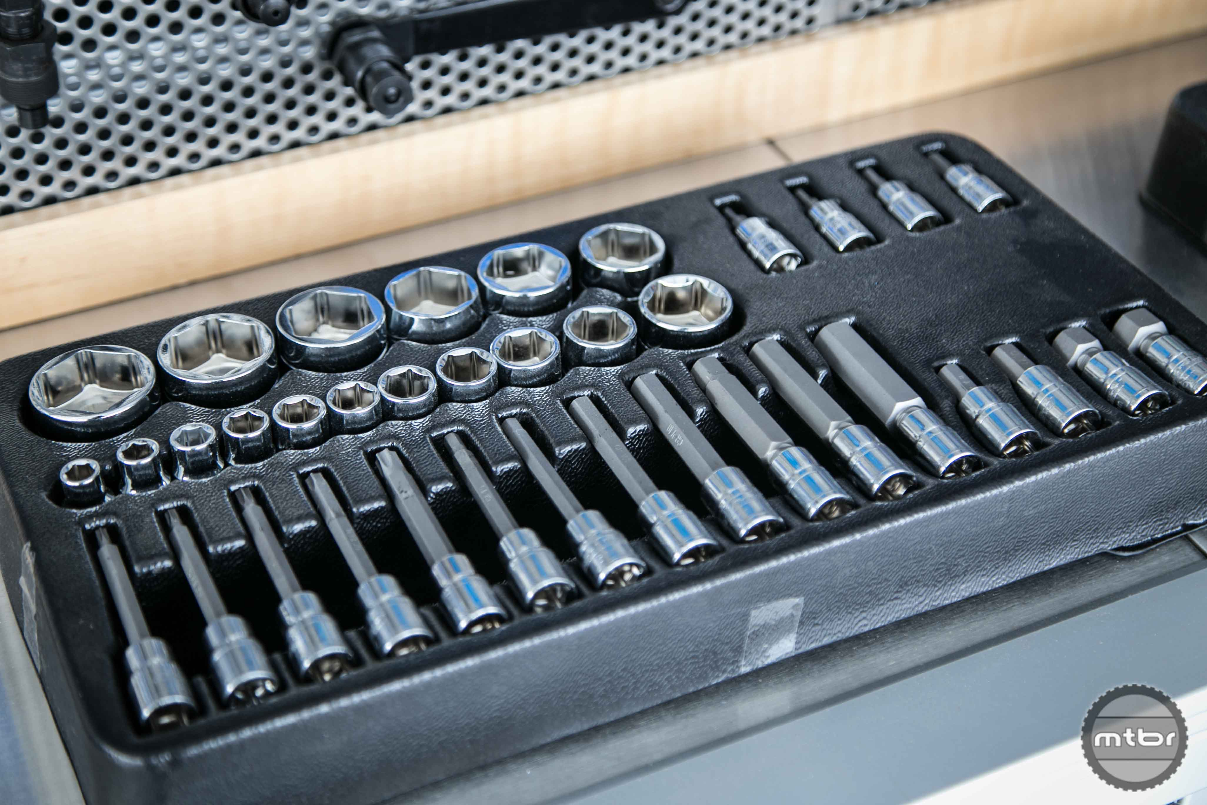 Park Tool SBS-3 Socket