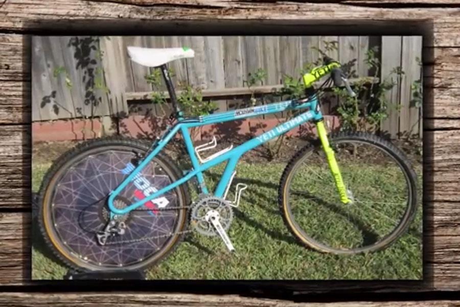 The Ultimate bike.