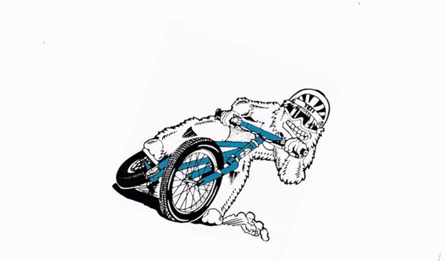 Best bike brand logo ever?