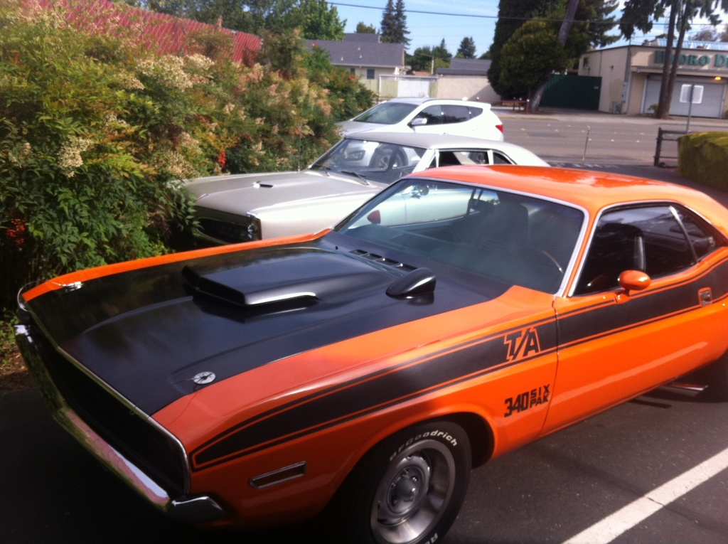 Will MTB fit in Dodge Challenger trunk?-parking-lot_1.jpg