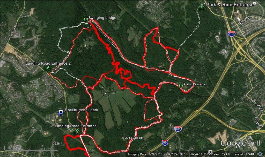 Trip to Columbia/Elkridge MD- should I bring my bike?-patapsco-trails2.jpg