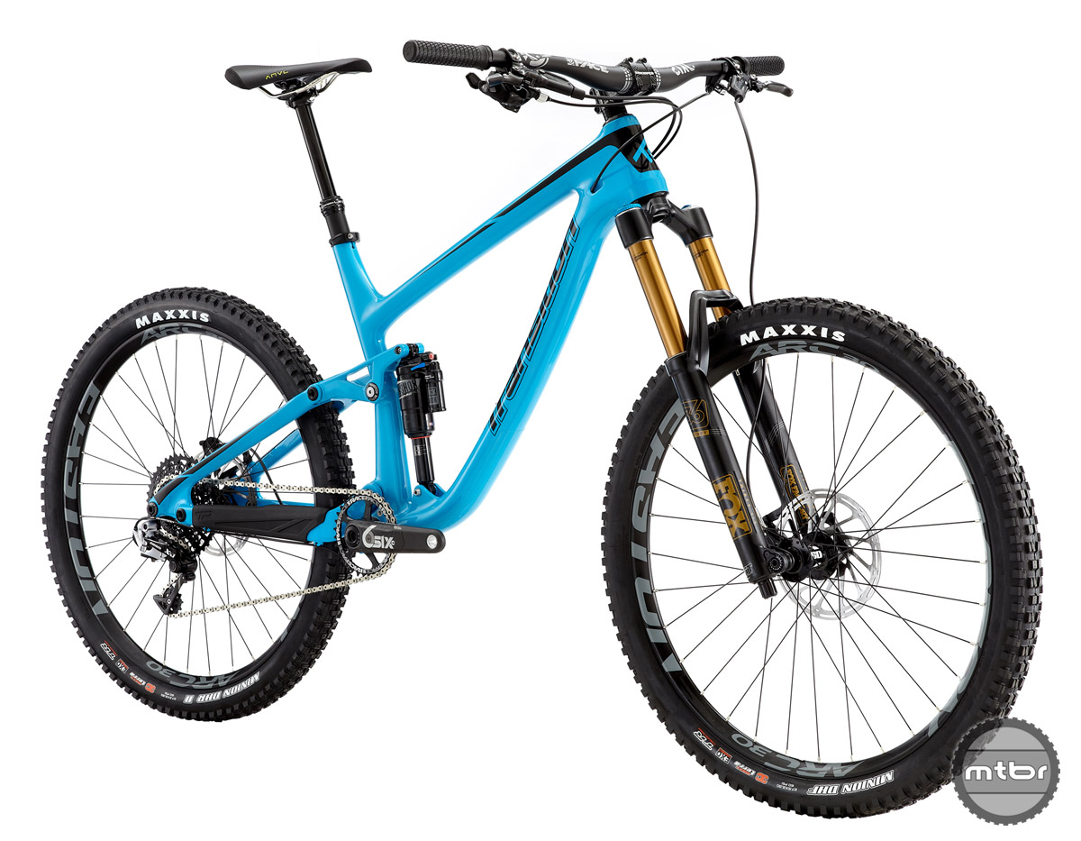 Combining excellent climbing and descending mannerisms with playful handling, the Transition Patrol was one of last years best new models.