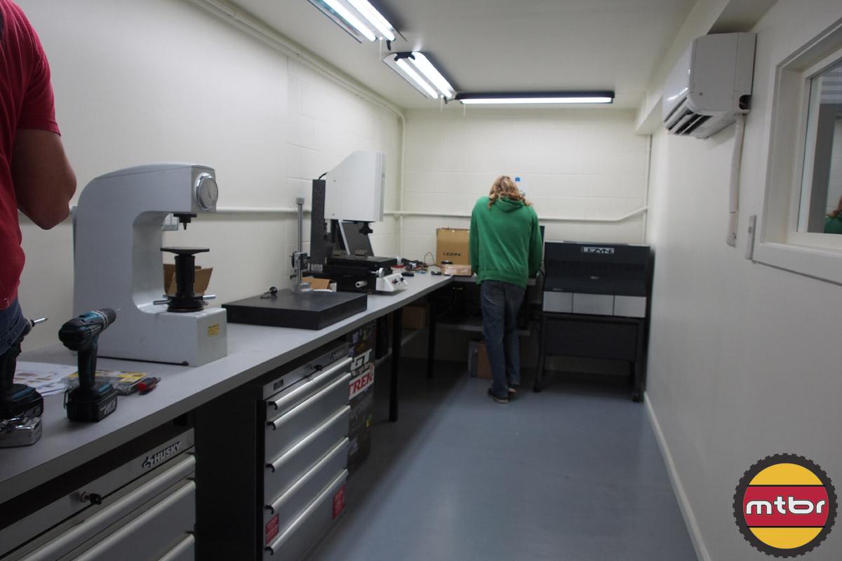 Lezyne test lab