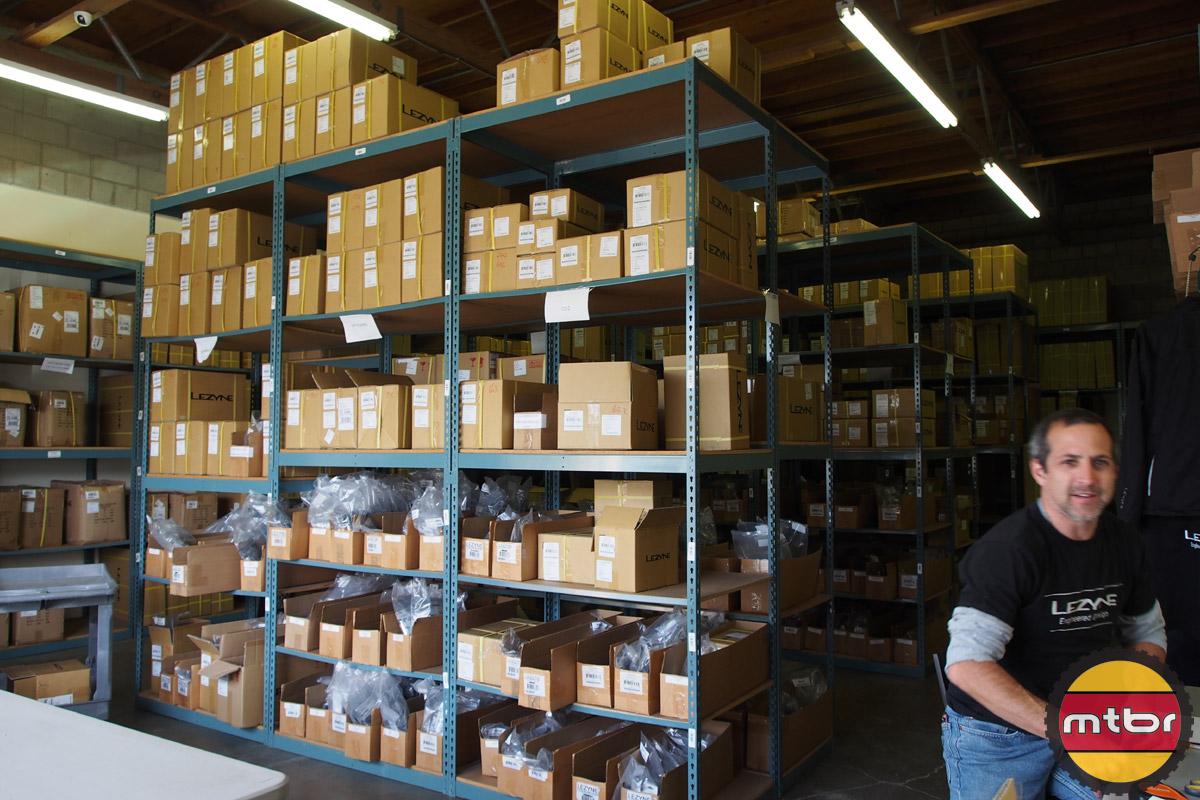Lezyne Warehouse