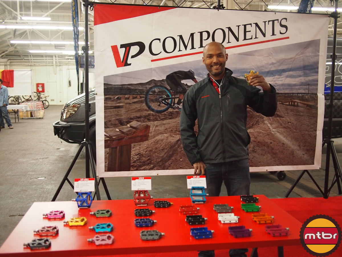 Erik Saunders and VP Components