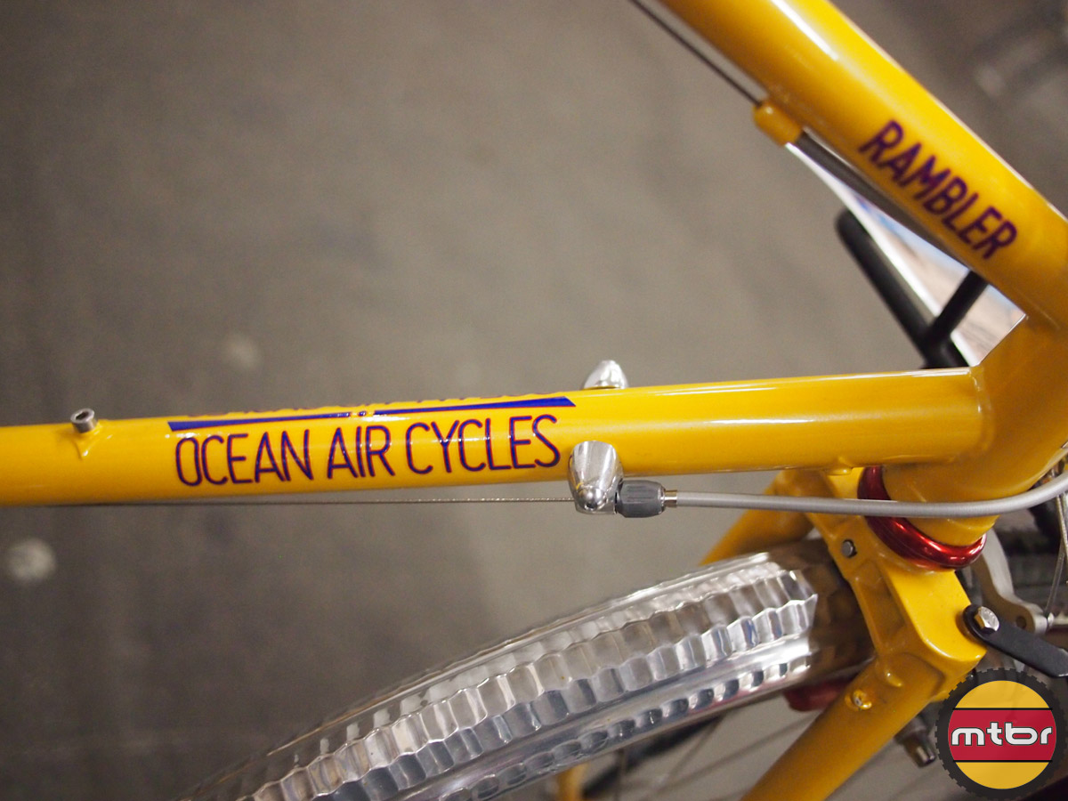 Ocean Air Cycles Rambler