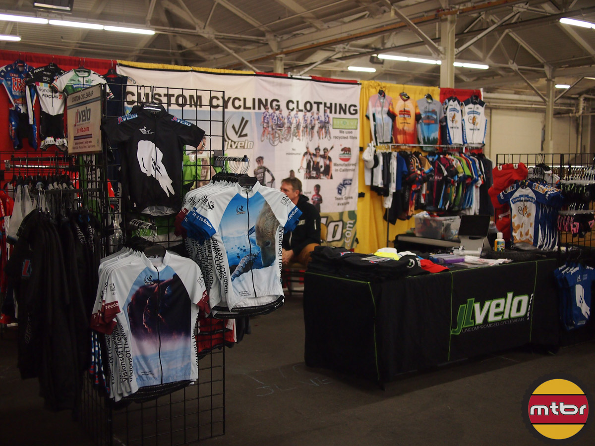 JL Velo booth