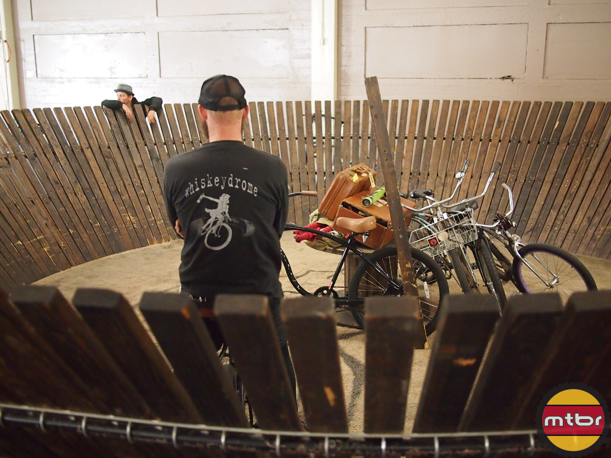 Whiskeydrome setup