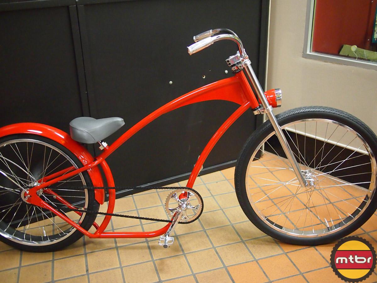 Lo-rider bike