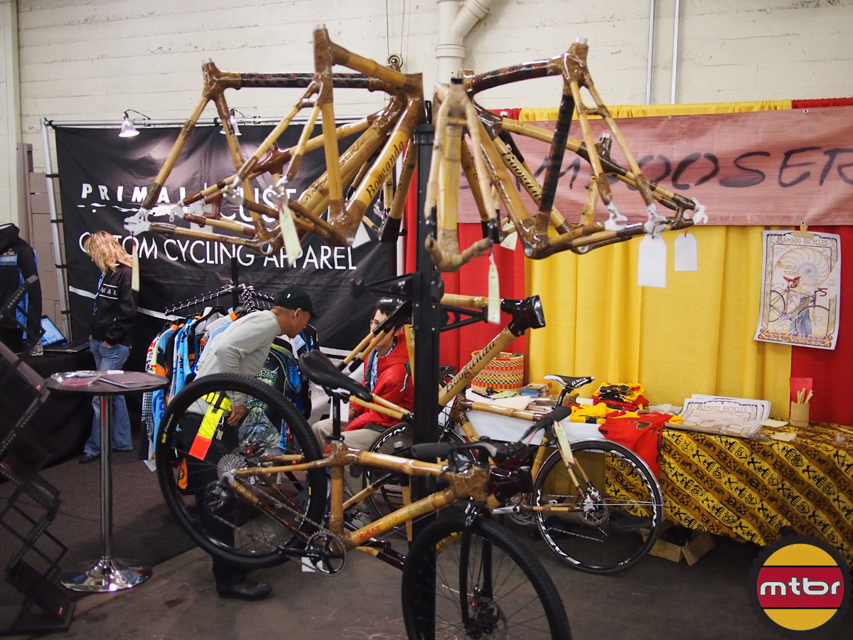 Bamboosero tree of bikes