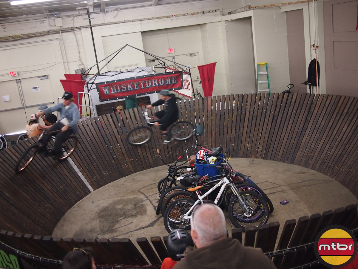 Whiskeydrome in action