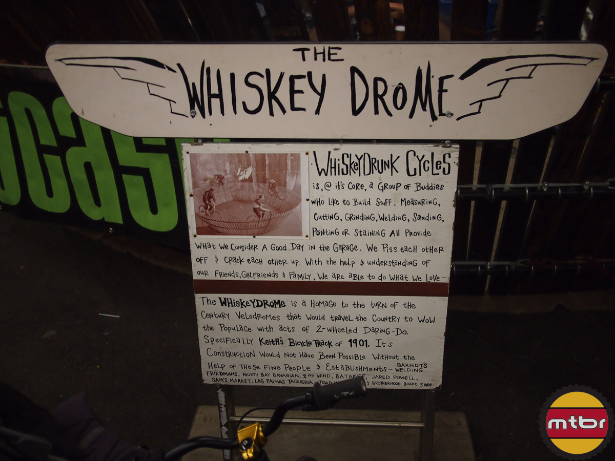 WhiskeyDrome explained