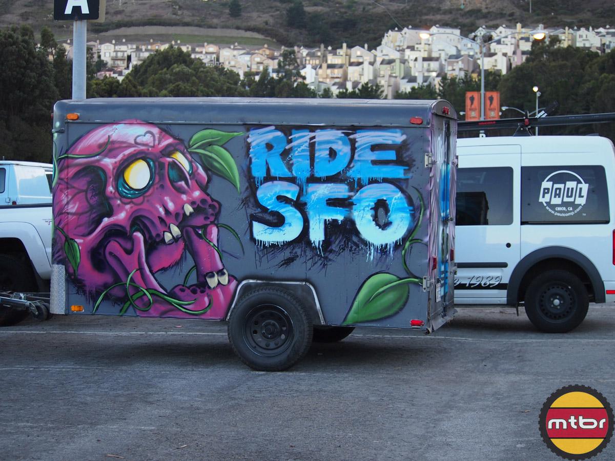 RideSFO Trailer
